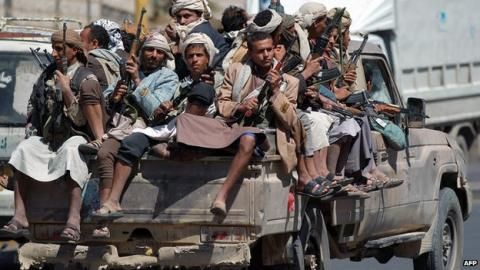 The Gulf Cooperation Council (GCC) must take a firm stand against the ambitions and sinister plot of Al Houthis, Saudi Arabia's Al Yaum said.